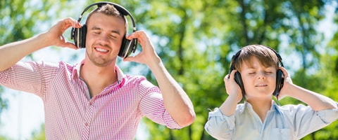 ラジオ広告の実績画像